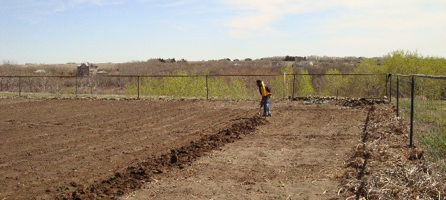 What is the Best Way to Prep Land?