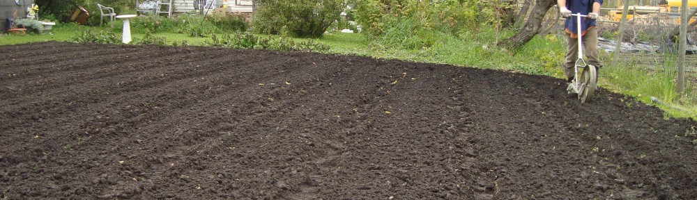 For Staggered Plantings, Ignore the Spreadsheet