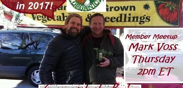 SPIN-Farming Member Meetup with Mark Voss, Voss Organics