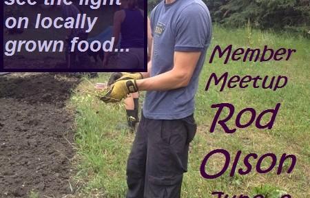 SPIN Farming Member Meetup with Rod Olson, Leaf & Lyre Urban Farm