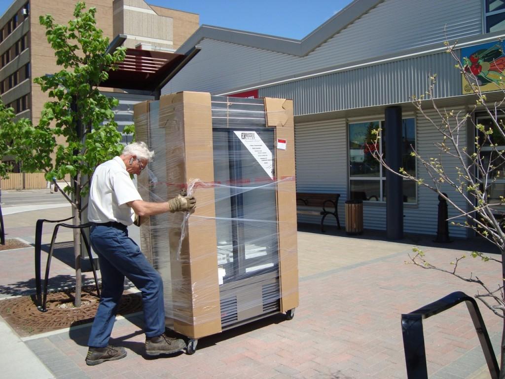 DD1 Indoor market 4 cooler arriving